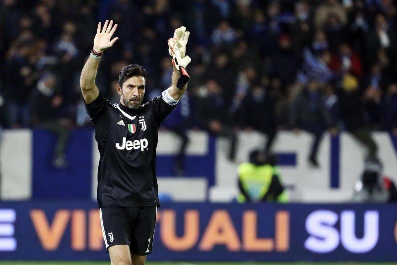 Goalie Gianluigi Buffon Returning To Juventus Upi Com