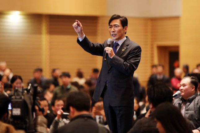 Korean Presidential Hopeful's Secretary Accuses Him Of Rape On Live TV