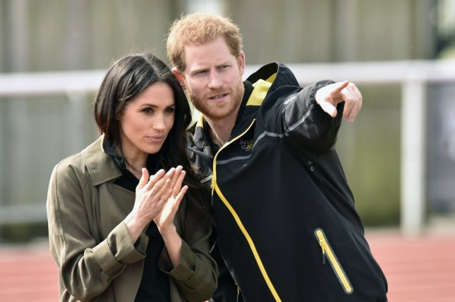 Prince Harry, Meghan Markle attend Invictus Games trials