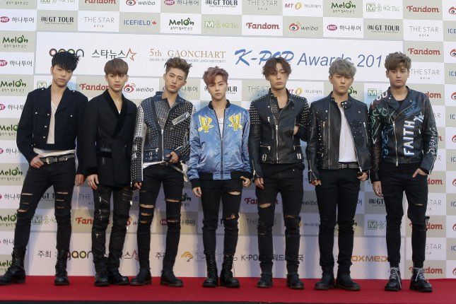 iKon released the EP New Kids: The Final and a music video for Goodbye Road on Monday. File Photo by Kim Hee-chul/EPA