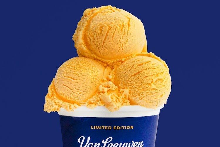 Debutta il gelato al gusto di maccheroni e formaggio