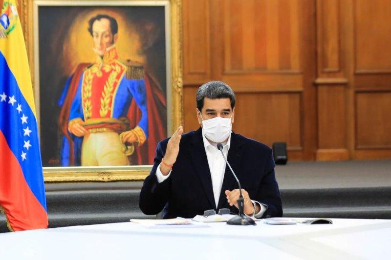 North Korea defends Venezuela's Nicolas Maduro