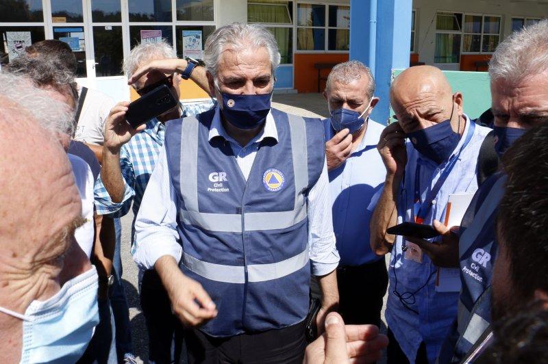 6.0-magnitude earthquake shakes Greek island of Crete; at least 1 dead