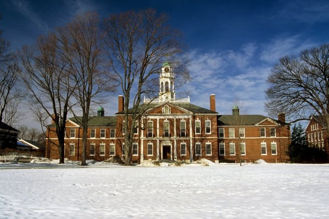 Dartmouth University said it worked to terminate three professors after allegations of sexual assault, but a lawsuit says instead that the men were rewarded or promoted. File Photo by Art Phaneuf Photography/Shutterstock