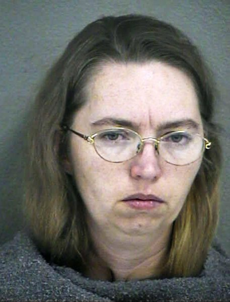 Lisa Montgomery was executed by lethal injection early Wednesday at U.S. Penitentiary in Terre Haute, Ind. Photo by Wyandotte County Sheriff's Department/EPA-EFE