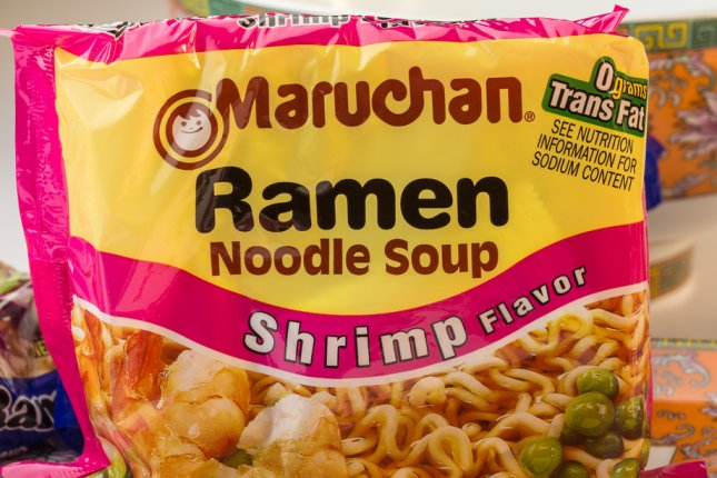 A packet of Maruchan ramen noodle soup. Photo by Warren Price Photography/Shutterstock.com