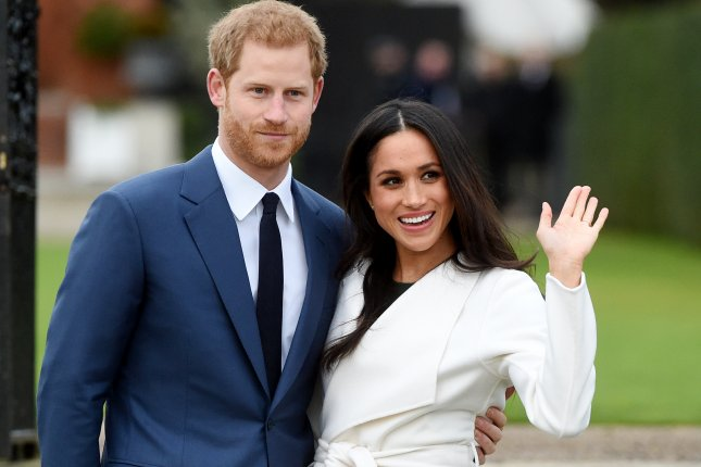 Prince Harry (L) and Meghan Markle plan on inviting 2,600 members of the public to their wedding. Photo by Facundo Arrizabalaga/EPA-EFE