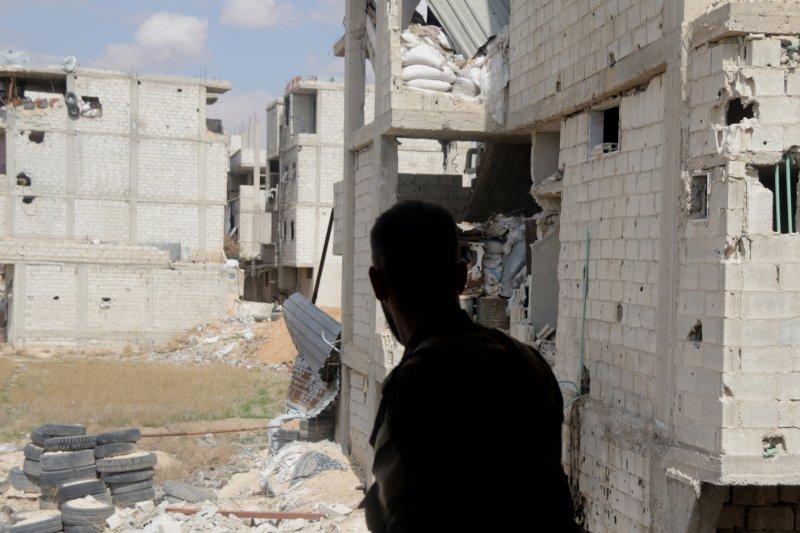 Syrian Civilians Hunker Down As Humanitarian Crisis In Ghouta Deepens