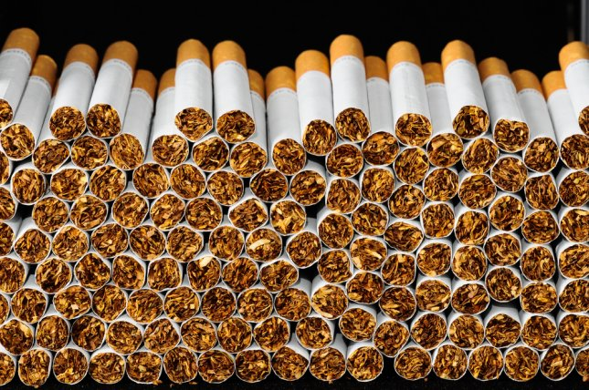 The FDA is looking to methods of lowering the levels of nicotine in cigarettes, in the hope it will lessen levels of addiction to the harmful habit. The agency also is using the effort as an opportunity to make other nicotine-containing and smoking-cessation productions -- including nicotine gum and e-cigarettes -- more safe. Photo by underworld/Shutterstock