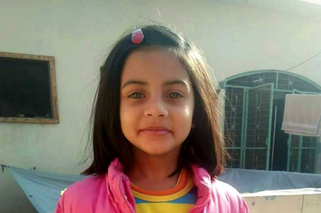 Mohammad Imran Ali was sentenced Saturday to four death sentences in the murder of Zainab Ansari, 7.