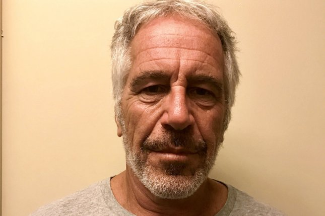French authorities are examining Epstein's activities in Paris, where he owned an apartment. Photo by New York State Division of Criminal Justice/EPA-EFE