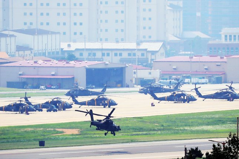 U.S.-South Korea military drills violate a 2018 inter-Korea pact, Pyongyang's propaganda service Uriminzokkiri said Friday. File Photo by Yonhap