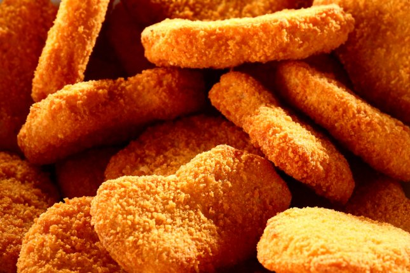 Michael Panik successfully raised $10 on website GoFundMe to buy a 20-piece McDonald's Chicken McNuggets. Photo by shutterdandan/Shutterstock.com