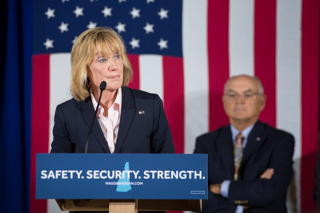Democratic Gov. Maggie Hassan won a hard-fought battle against incumbent Republican Sen. Kelly Ayotte, though the win was not enough to give Democrats a majority in the U.S. Senate. Photo courtesy Maggie Hassan for Senate