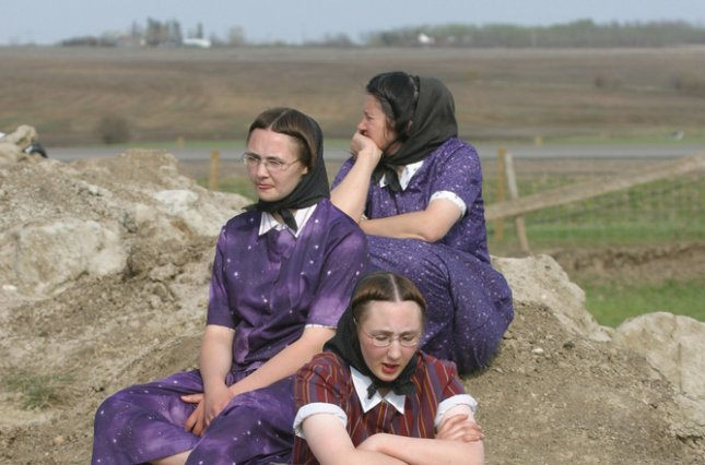 A recent study of Hutterite genealogy tracks prevalence of recessive gene mutations. Photo by Jack Dagley Photography/Shutterstock