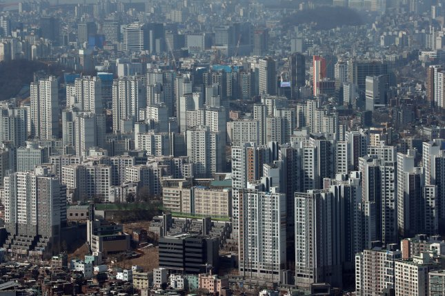 South Korea's lawmakers were buying and selling real estate on terms that run afoul of the law, according to a local watchdog this week. File Photo by Yonhap/EPA-EFE