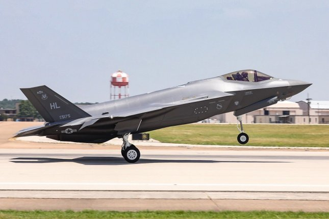 A General Accounting Office report on Thursday was critical of the parts supply chain of the F-35 fighter plane and offered the Pentagon recommendations for improvement. Photo courtesy of Lockheed Martin