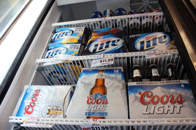 55-year-old Gregory Miller was apprehended after attempting to steal a Coors Light delivery truck from a Circle K gas station in Columbus, Georgia around 6 a.m. Monday. File Photo by Billie Jean Shaw/UPI