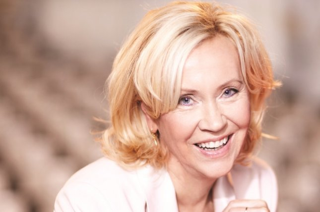 Agnetha Fältskog of ABBA fame. New music from the group has been delayed until late 2019. Photo courtesy of Stockholm Pride/Wikimedia Commons https://creativecommons.org/licenses/by/3.0/legalcode