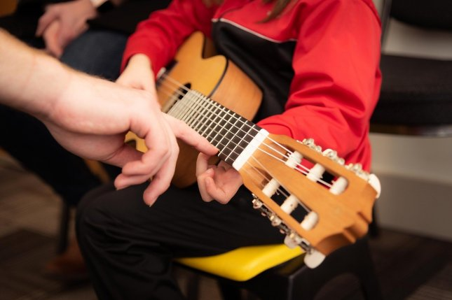 Earlier studies trying to pinpoint the value of music training on cognitive and academic performance have been conflicting, researchers say. Photo by Vladvictoria/Pixabay