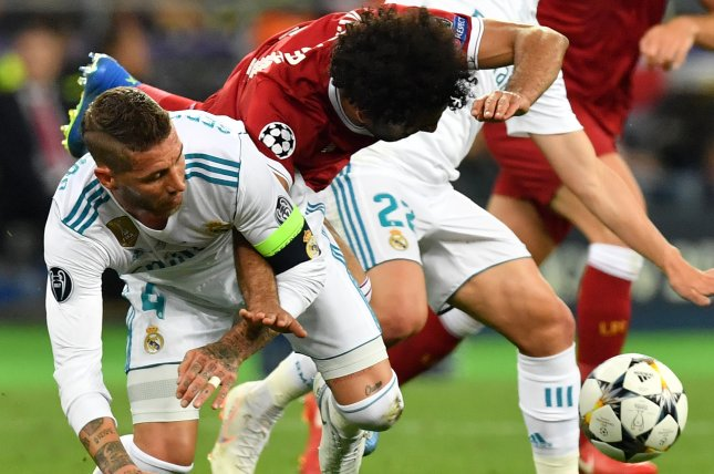 EXTRA: Egyptian lawyer files €1bn lawsuit against Sergio Ramos over Salah's injury