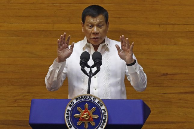 Philippines' Duterte threatens to jail martial law critics