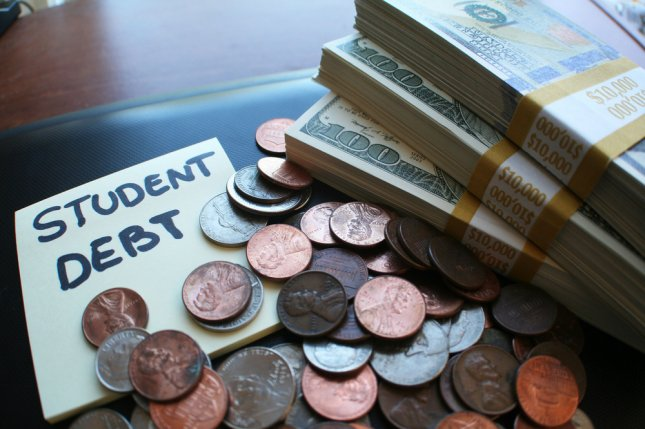 Presidential candidates have introduced plans to address student debt. Photo by Darren415/Shutterstock