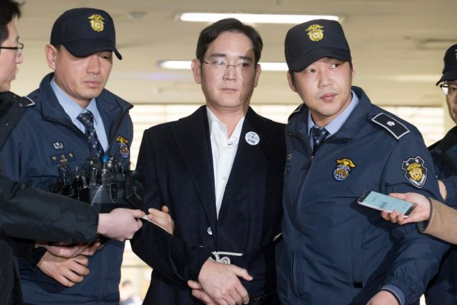 Samsung Chief to Appeal 5-Year Prison Sentence