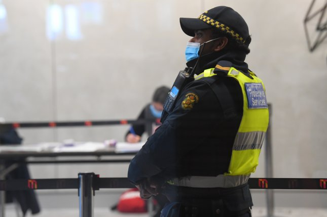 Australian officials have said the border will partially reopen to New Zealand after lockdown since the start of the COVID-19 pandemic, but the agreement is not mutual. File Photo by James Ross/EPA-EFE