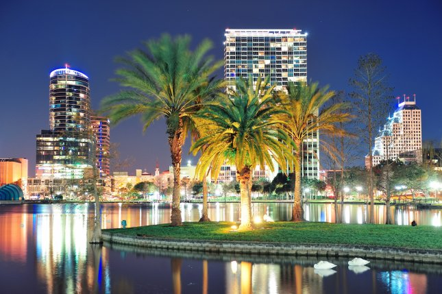 Orlando, Fla., was again the most-visited city in the United States in 2014 with 62 million visitors -- an increase over the city's 59 million visitors in 2013. Photo: Songquan Deng/Shutterstock