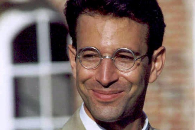 The provincial government in Pakistan used a law to prevent those suspected in the 2002 death of Daniel Pearl from leaving prison. File Photo by the Wall Street Journal/EPA