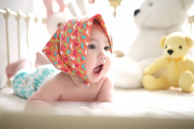 A small study in Britain found babies infected with COVID-19 developed a strong immune response to the coronavirus, suggesting they are protected from it after recovery. File Photo courtesy of Max Pixel