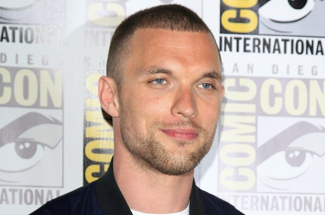 Ed Skrein arrives for the 20th Century Fox Press Line during Comic-Con 2015 on July 11, 2015. Skrein has exited Hellboy over concerns that he would be portraying a character who is Asian in the original source material. Photo by Nina Prommer/EPA