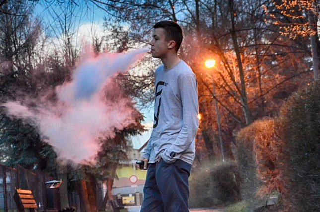 The rate of teenagers who have tried vaping marijuana increased from 11 percent in 2017 to 15 percent in 2018. Photo by Kristian-Graba/Pixabay