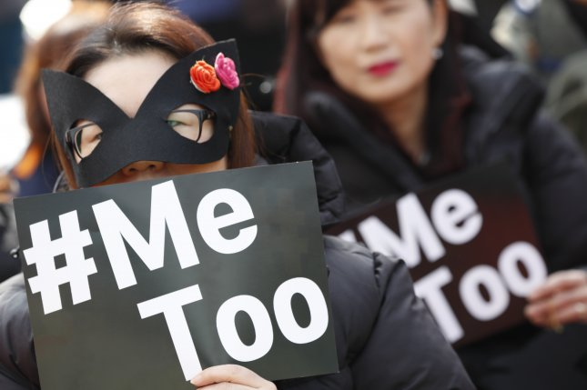 South Korean women and girls continue to face a high prevalence of digital sex crimes with inadequate law enforcement, according to a report released by Human Rights Watch on Wednesday. File Photo by Jeon Heon-Kyun/EPA-EFE