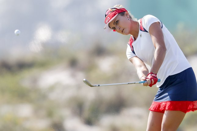Lexi Thompson of the US is now ranked No. 2 in the Rolex Rankings. Photo by Erik S. Lesser/EPA