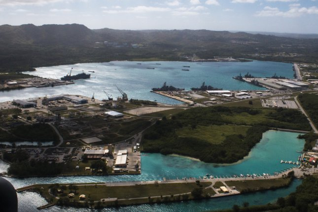 Minutes from missiles, Guam islanders get to grips with uncertain fate