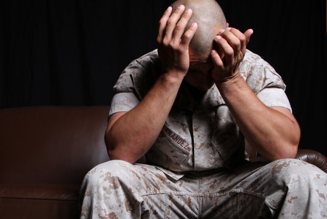 Strict adherence to masculine norms was associated with more severe PTSD symptoms in veterans, the study's lead author said. Photo courtesy of The Marines/Flickr