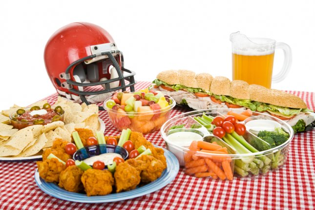 While traditional Super Bowl snack fare is overwhelmingly unhealthy, experts say there are plenty of options available that don't jeopardize health. Photo by U.S. Department of Agriculture/Flickr