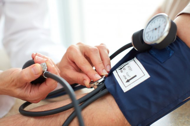 Every 10mm increase in systolic blood pressure resulted in a 22 percent greater risk of heart block, research showed. Photo by agilemktg1/Flickr