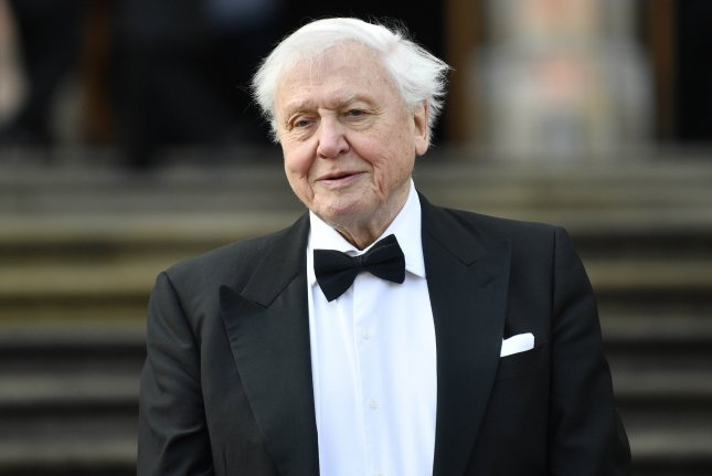 David Attenborough will explore the role of color in animal interactions in the BBC and Netflix documentary Life in Colour. File Photo by Neil Hall/EPA-EFE