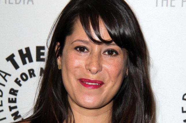 Kimberly McCullough at the General Hospital: Celebrating 50 Years and Looking Forward event on April 12, 2013. The actress announced on her blog that she is pregnant. File photo by s_bukley/Shutterstock