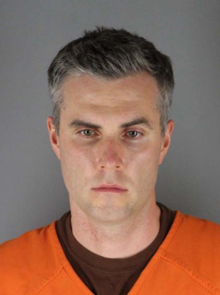 Former Minneapolis police officer Thomas Lane has been charged with aiding and abetting murder in the second-degree in the death of George Floyd on May 25. File Photo courtesy of the Hennepin County Sheriff's Office
