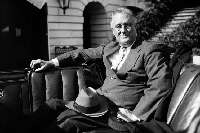 On July 5, 1935, U.S. President Franklin D. Roosevelt signed the National Labor Relations Act to protect the rights of employees and employers, and encourage collective bargaining. File Photo by Library of Congress/UPI