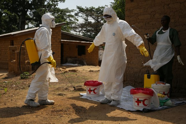 For the first time in West Africa, a case of Ebola was confirmed on March 21, 2014, three weeks after the first alert of a possible viral hemorrhagic fever emerged from Guinea's Forest region.(UPI/FILE/EC/ECHO)