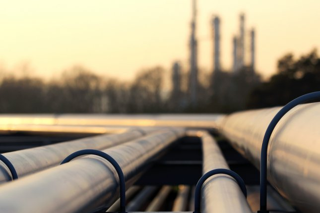China says it's capacity for oil imports from Russia will double with the start of commercial operations on a new pipeline. File Photo by Kodda/Shutterstock