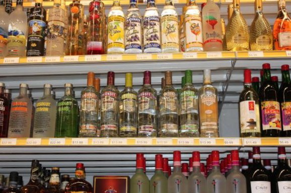 A vodka bottle filled with water purchased by a Toronto man has spurred a police investigation into case of deliberate tampering. The Liquor Control Board of Ontario is also changing it's policies to prevent further instances of tampering. File Photo by Billie Jean Shaw/UPI