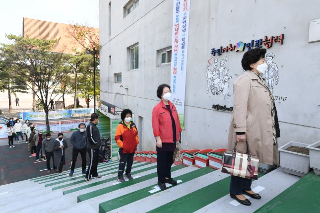 Early voting turnout reaches record high in South Korea ...