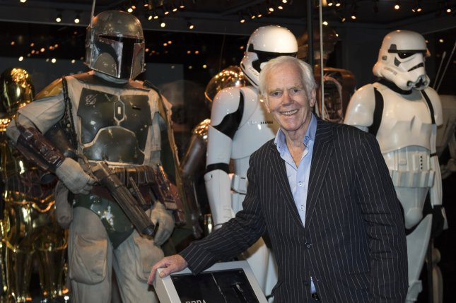 Late British actor Jeremy Bulloch, who played the bounty hunter Boba Fett, in the Star Wars films. A Boba Fett television series is coming to Disney+. Photo courtesy of Will Oliver/EPA-EFE