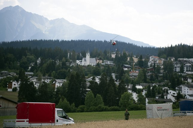 WWII we Plane crash kills 20 in Alps